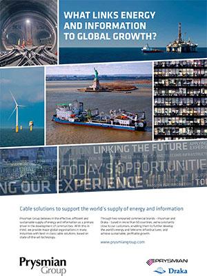 Publicidad corporativa de Prysmian Group (baja resolución)