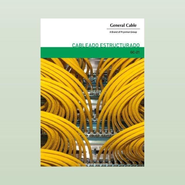 Catálogo de Cableado Estructurados