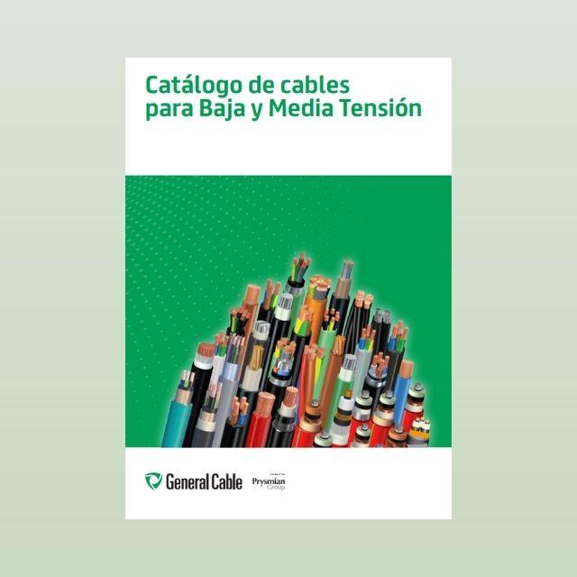General Cable | Catálogo de Cables para Baja y Media Tensión