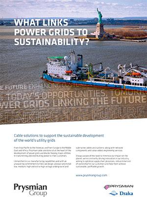 Anuncio Compañías eléctricas Prysmian Group