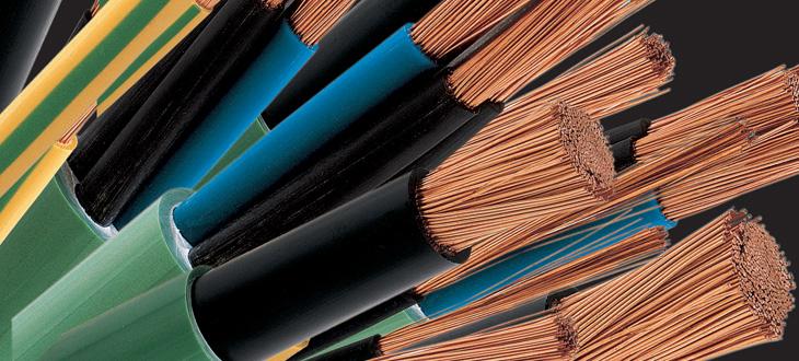 Cables con baja emisión de humo y libres de halógenos