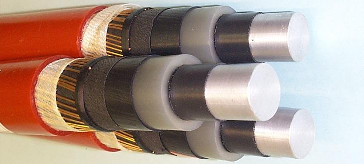 Cables de energía de media tensión